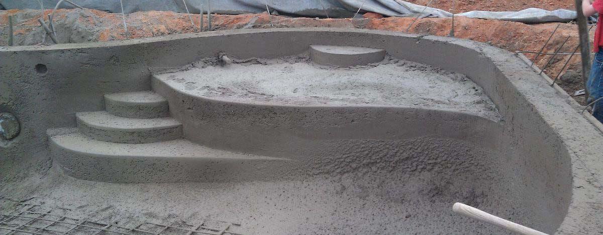 Las ventajas de usar hormigón al construir piscinas