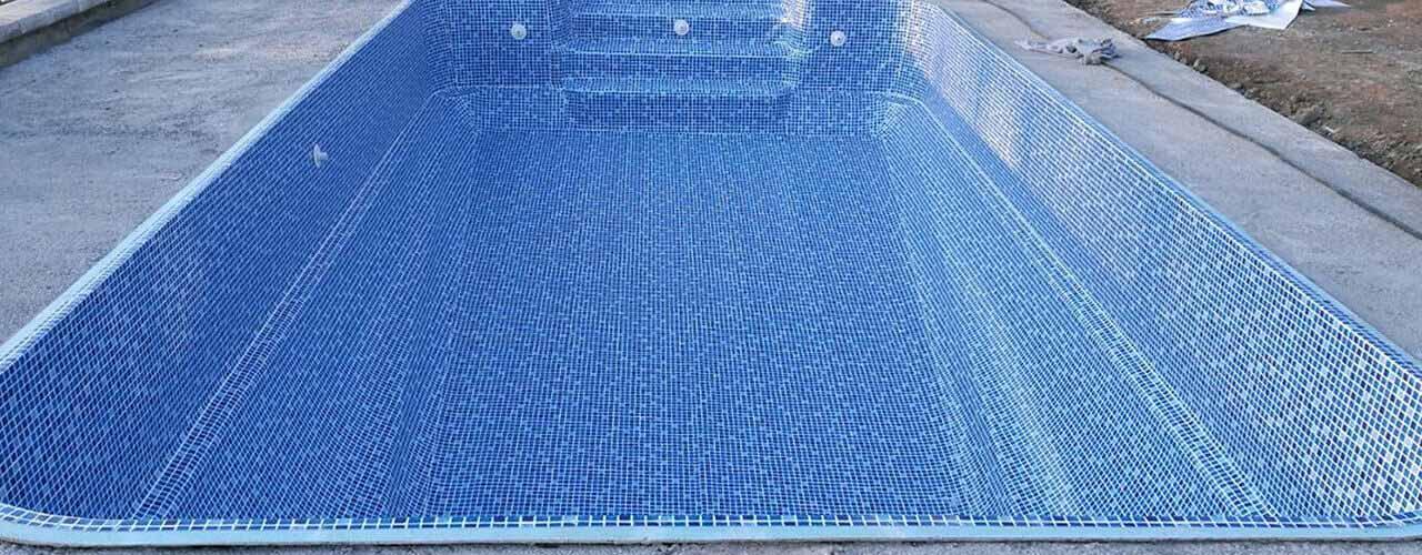 Revestimientos de liner para piscinas de obra y hormig n Revestimiento de hormigon