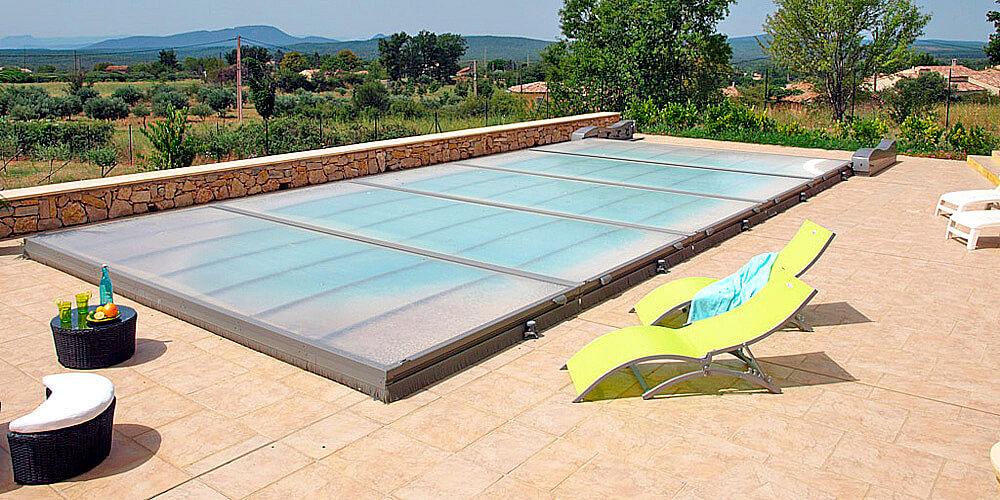Cubiertas planas para piscina presupuestos online - Cubre piscinas precios ...