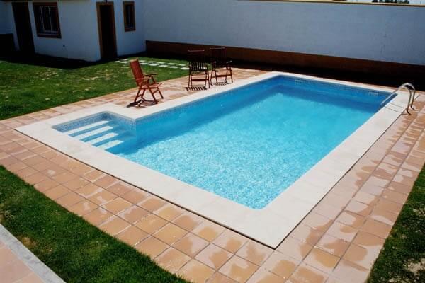 Piscinas de acero y liner presupuestos for Formas de piscinas