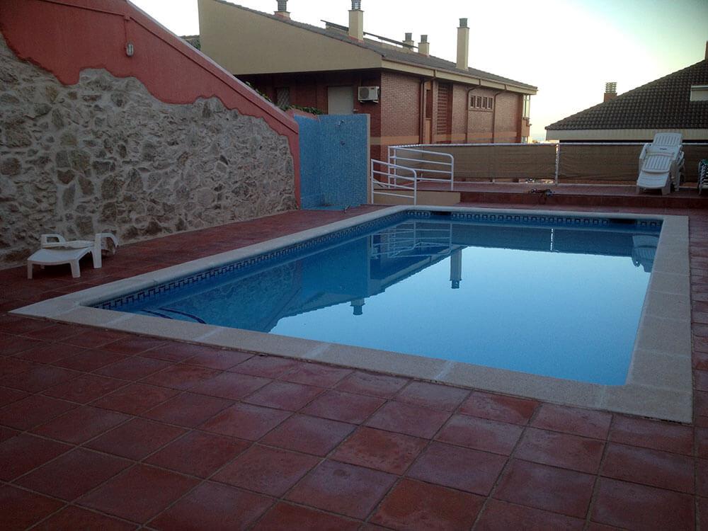 Piscinas de hormigon amazing piscinas de hormigon - Piscina de hormigon ...
