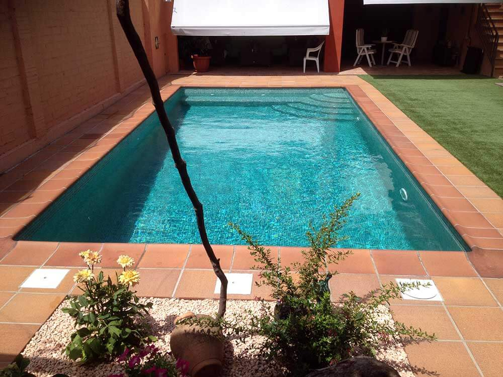 Piscinas de obra con hormig n piscinazos - Ver piscinas ...