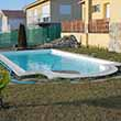 Piscina autoinstalable en kit