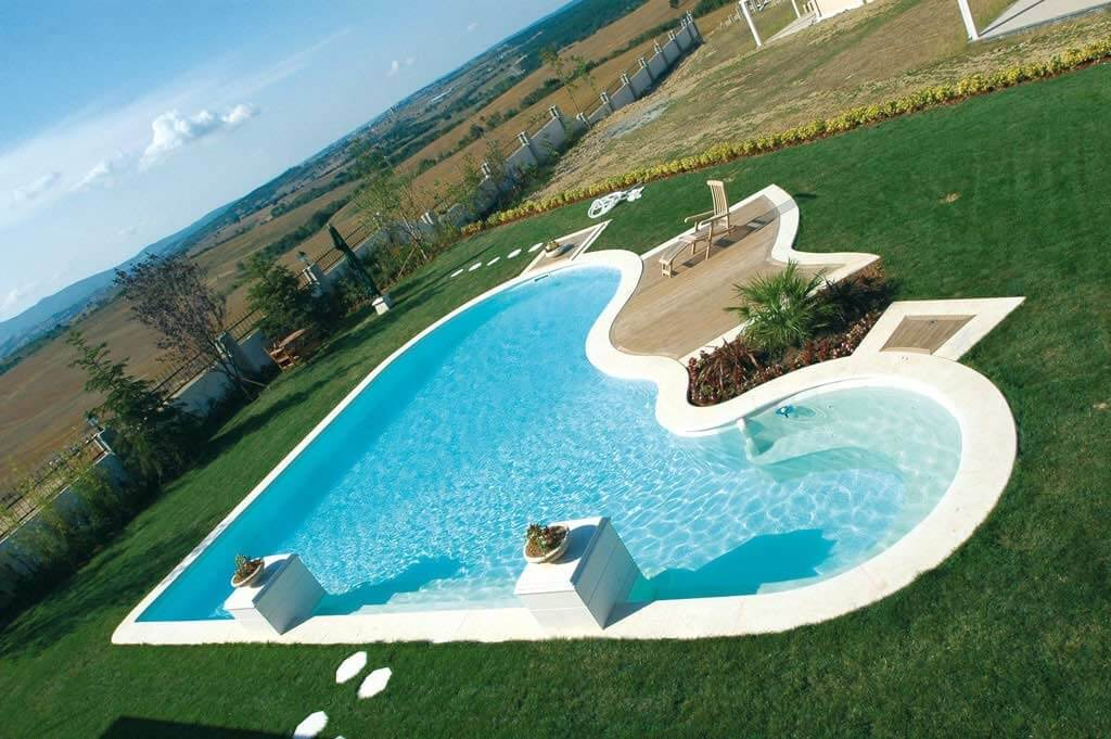 Piscinas de obra con liner piscinazos - Fotos de piscinas ...