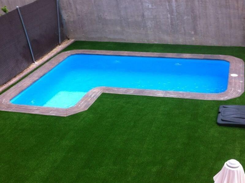 piscinas prefabricadas de poliester y fibra presupuestos