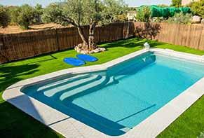 Piscinas prefabricadas de poli ster o de acero y liner - Comprar piscina prefabricada ...